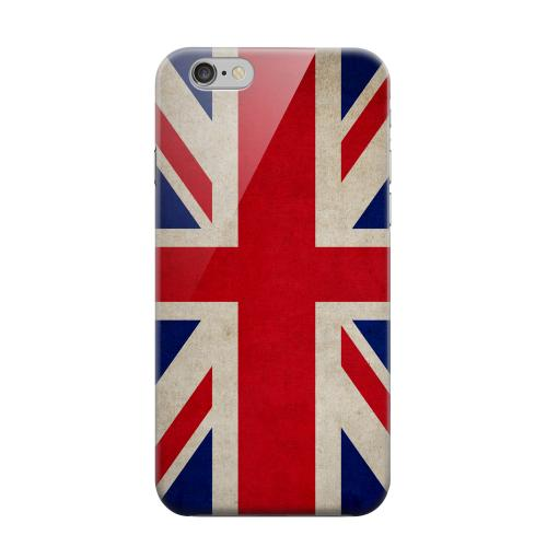 Geeks Designer Line (GDL) Apple iPhone 6 Matte Hard Back Cover - Grunge United Kingdom