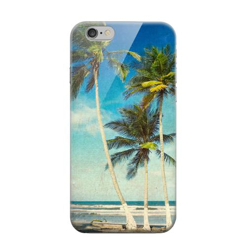 Geeks Designer Line (GDL) Apple iPhone 6 Matte Hard Back Cover - Coconut