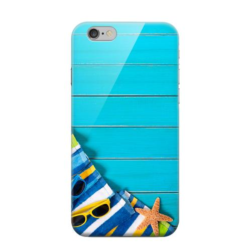 Geeks Designer Line (GDL) Apple iPhone 6 Matte Hard Back Cover - Decked Out