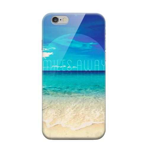 Geeks Designer Line (GDL) Apple iPhone 6 Matte Hard Back Cover - Miles Away