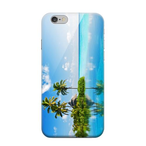 Geeks Designer Line (GDL) Apple iPhone 6 Matte Hard Back Cover - Tropical Paradise