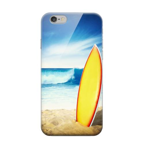 Geeks Designer Line (GDL) Apple iPhone 6 Matte Hard Back Cover - Surfland