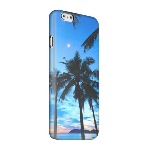 Geeks Designer Line (GDL) Apple iPhone 6 Matte Hard Back Cover - Tropical Sunset