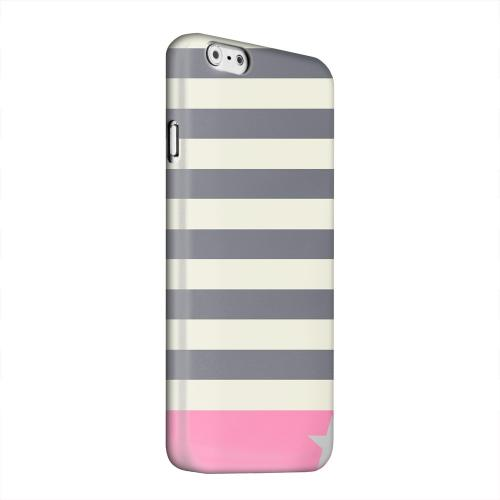Geeks Designer Line (GDL) Apple iPhone 6 Matte Hard Back Cover - Bars & Stripes Forever