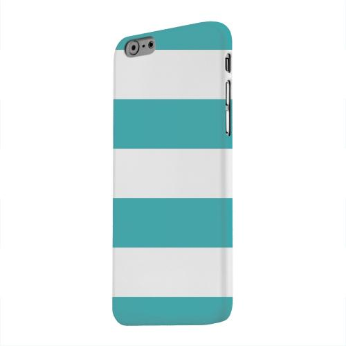 Geeks Designer Line (GDL) Apple iPhone 6 Matte Hard Back Cover - Big Aqua
