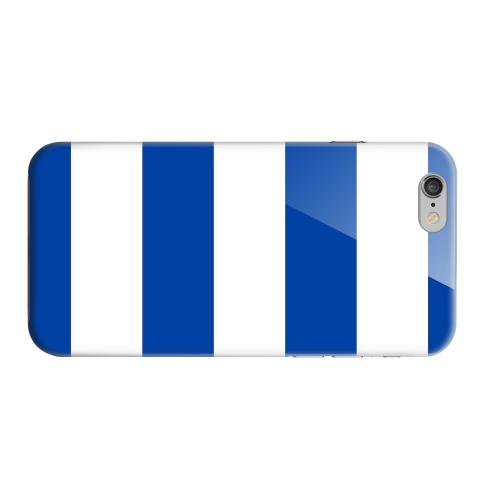 Geeks Designer Line (GDL) Apple iPhone 6 Matte Hard Back Cover - Big Blue