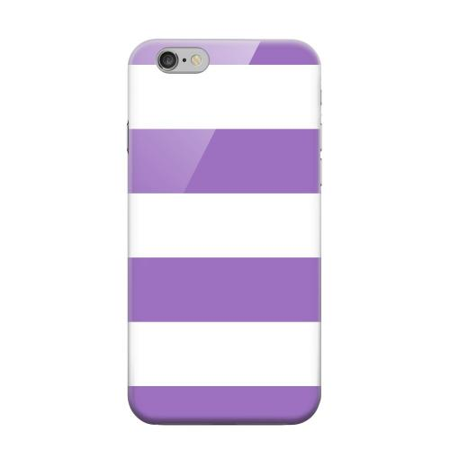 Geeks Designer Line (GDL) Apple iPhone 6 Matte Hard Back Cover - Big Purple
