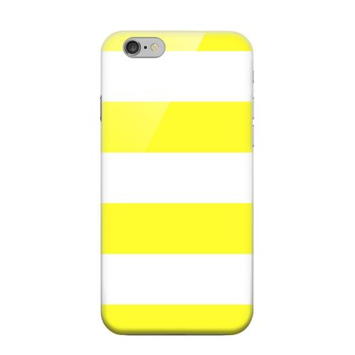 Geeks Designer Line (GDL) Apple iPhone 6 Matte Hard Back Cover - Big Yellow