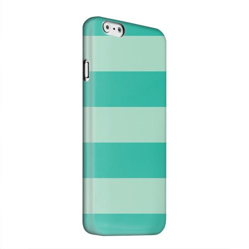 Geeks Designer Line (GDL) Apple iPhone 6 Matte Hard Back Cover - Emerald Grayed Jade