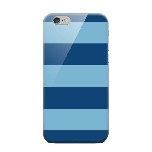 Geeks Designer Line (GDL) Apple iPhone 6 Matte Hard Back Cover - Monaco Blue/ Dusk Blue