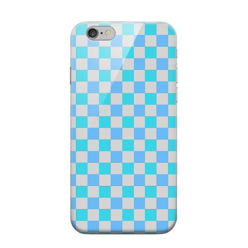 Geeks Designer Line (GDL) Apple iPhone 6 Matte Hard Back Cover - Blue Electric