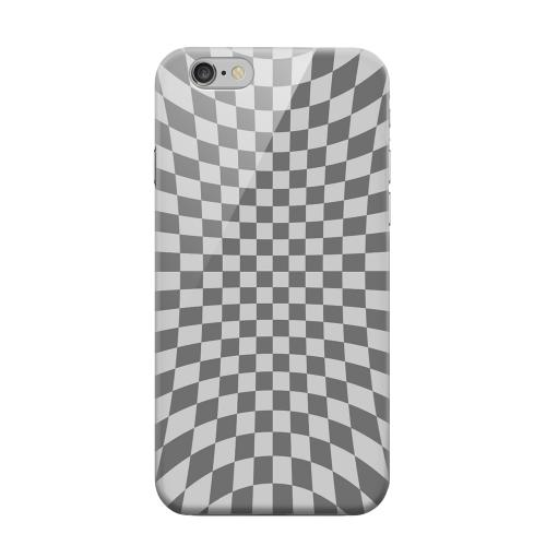 Geeks Designer Line (GDL) Apple iPhone 6 Matte Hard Back Cover - Distortion