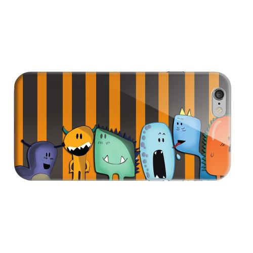 Geeks Designer Line (GDL) Apple iPhone 6 Matte Hard Back Cover - ZORGBLATS Line Up