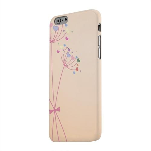 Geeks Designer Line (GDL) Apple iPhone 6 Matte Hard Back Cover - Dandelion Hearts