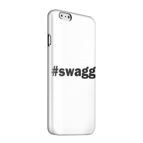 Geeks Designer Line (GDL) Apple iPhone 6 Matte Hard Back Cover - #Swagg