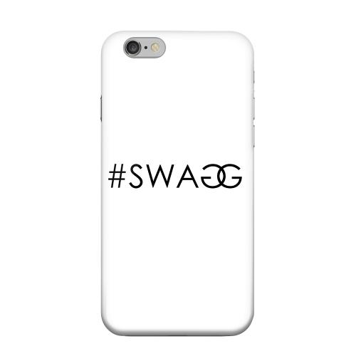 Geeks Designer Line (GDL) Apple iPhone 6 Matte Hard Back Cover - #Swaggy