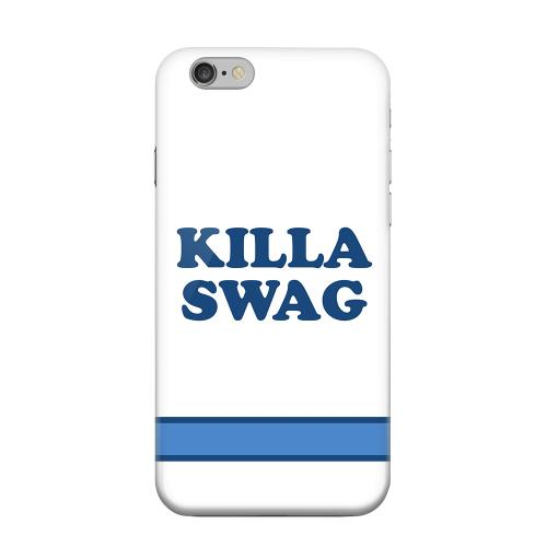 Geeks Designer Line (GDL) Apple iPhone 6 Matte Hard Back Cover - Killa Swag