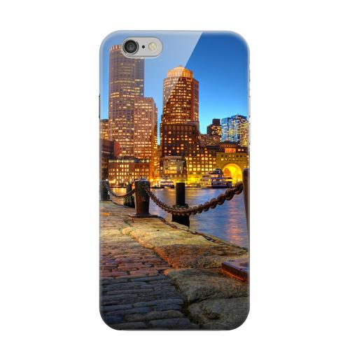 Geeks Designer Line (GDL) Apple iPhone 6 Matte Hard Back Cover - Boston
