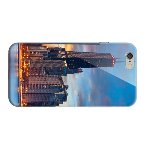 Geeks Designer Line (GDL) Apple iPhone 6 Matte Hard Back Cover - Chicago