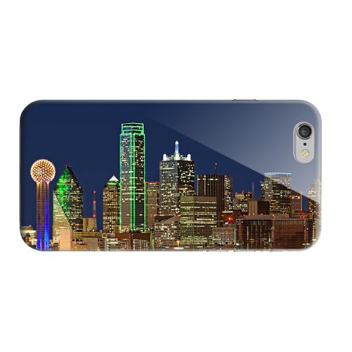 Geeks Designer Line (GDL) Apple iPhone 6 Matte Hard Back Cover - Dallas