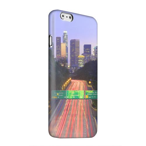 Geeks Designer Line (GDL) Apple iPhone 6 Matte Hard Back Cover - Los Angeles
