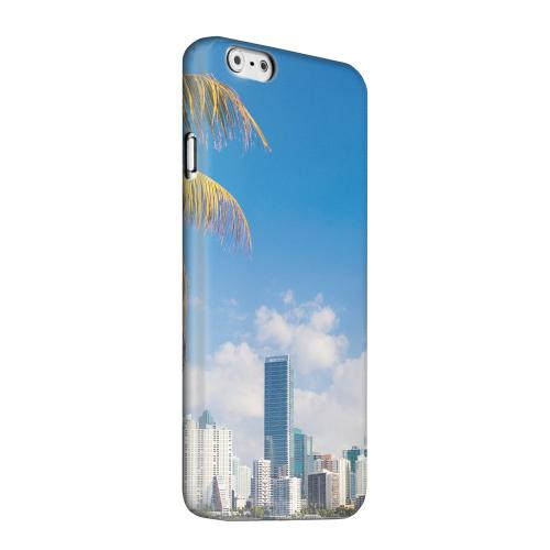 Geeks Designer Line (GDL) Apple iPhone 6 Matte Hard Back Cover - Miami
