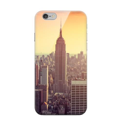 Geeks Designer Line (GDL) Apple iPhone 6 Matte Hard Back Cover - New York
