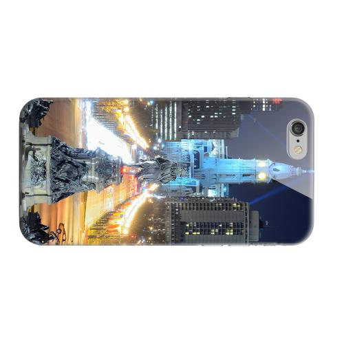 Geeks Designer Line (GDL) Apple iPhone 6 Matte Hard Back Cover - Philadelphia