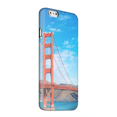 Geeks Designer Line (GDL) Apple iPhone 6 Matte Hard Back Cover - San Francisco