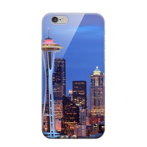 Geeks Designer Line (GDL) Apple iPhone 6 Matte Hard Back Cover - Seattle