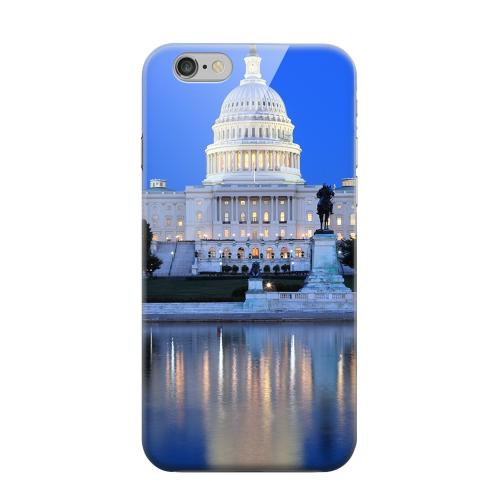 Geeks Designer Line (GDL) Apple iPhone 6 Matte Hard Back Cover - Washington D.C.