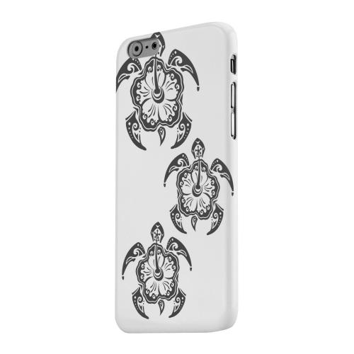 Geeks Designer Line (GDL) Apple iPhone 6 Matte Hard Back Cover - Island Turtle Trail