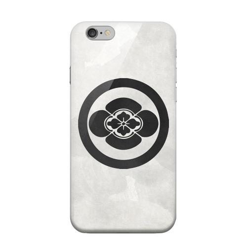 Geeks Designer Line (GDL) Apple iPhone 6 Matte Hard Back Cover - Boke Kamon on Paper