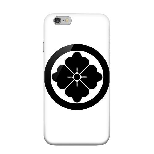 Geeks Designer Line (GDL) Apple iPhone 6 Matte Hard Back Cover - Hanabishi Kamon