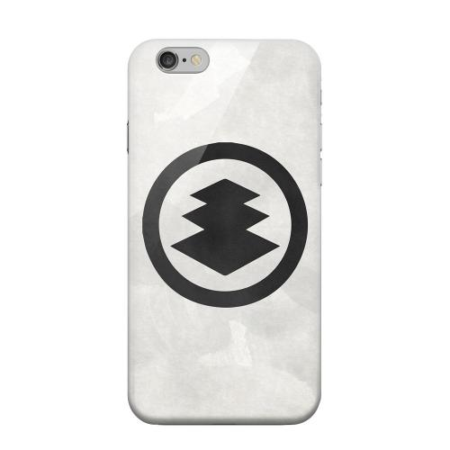 Geeks Designer Line (GDL) Apple iPhone 6 Matte Hard Back Cover - Hishi Kamon on Paper