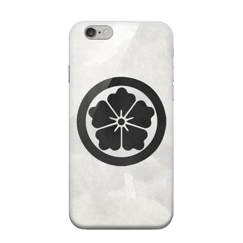 Geeks Designer Line (GDL) Apple iPhone 6 Matte Hard Back Cover - Karahana Kamon on Paper