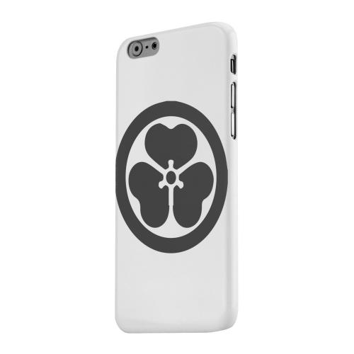 Geeks Designer Line (GDL) Apple iPhone 6 Matte Hard Back Cover - Katabami Kamon v.1