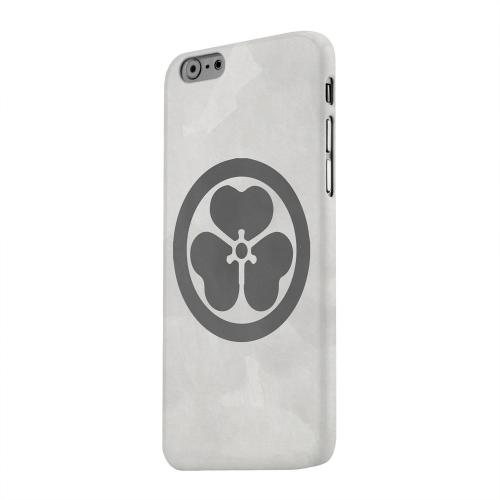 Geeks Designer Line (GDL) Apple iPhone 6 Matte Hard Back Cover - Katabami Kamon on Paper v.1