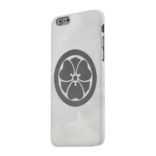 Geeks Designer Line (GDL) Apple iPhone 6 Matte Hard Back Cover - Katabami Kamon on Paper v.2