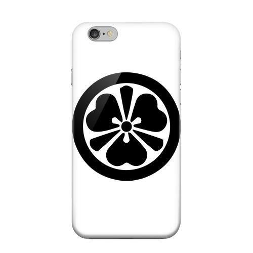 Geeks Designer Line (GDL) Apple iPhone 6 Matte Hard Back Cover - Katabami Kamon v.3