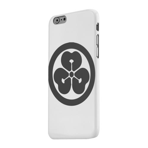 Geeks Designer Line (GDL) Apple iPhone 6 Matte Hard Back Cover - Katabami Kamon v.4