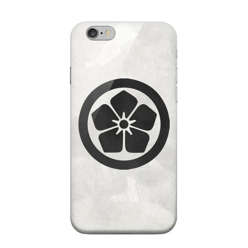 Geeks Designer Line (GDL) Apple iPhone 6 Matte Hard Back Cover - Kikyo Kamon on Paper v.1