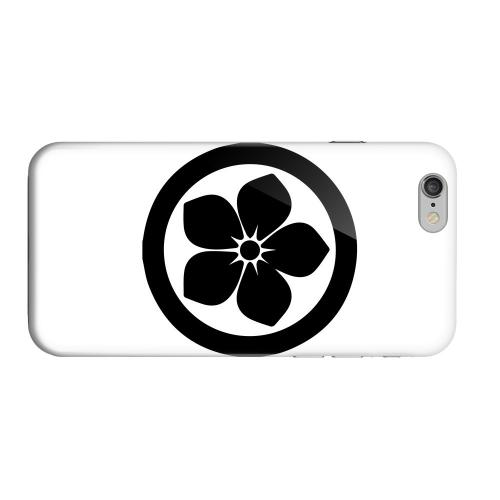 Geeks Designer Line (GDL) Apple iPhone 6 Matte Hard Back Cover - Kikyo Kamon v.2