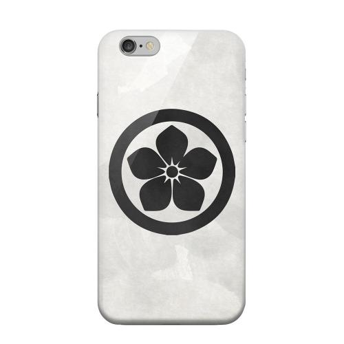 Geeks Designer Line (GDL) Apple iPhone 6 Matte Hard Back Cover - Kikyo Kamon on Paper v.2