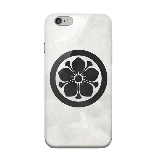 Geeks Designer Line (GDL) Apple iPhone 6 Matte Hard Back Cover - Kikyo Kamon on Paper v.3