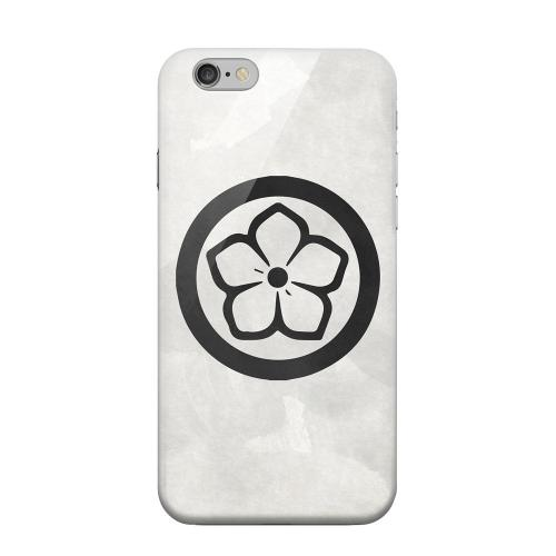 Geeks Designer Line (GDL) Apple iPhone 6 Matte Hard Back Cover - Kikyo Kamon on Paper v.4