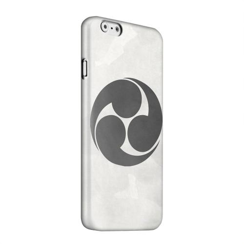 Geeks Designer Line (GDL) Apple iPhone 6 Matte Hard Back Cover - Tomoe Kamon on Paper v.1