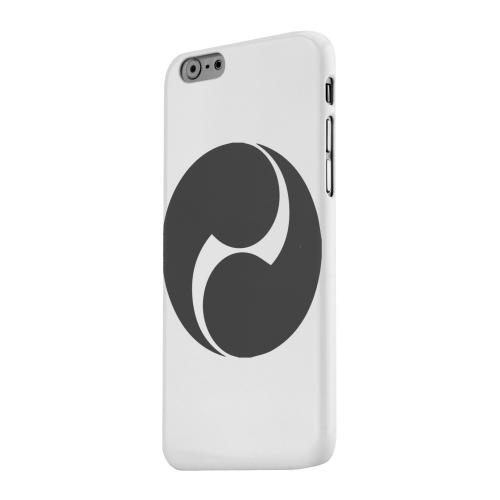 Geeks Designer Line (GDL) Apple iPhone 6 Matte Hard Back Cover - Tomoe Kamon v.2