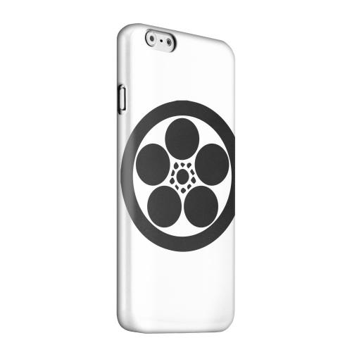Geeks Designer Line (GDL) Apple iPhone 6 Matte Hard Back Cover - Umebachi Kamon v.1