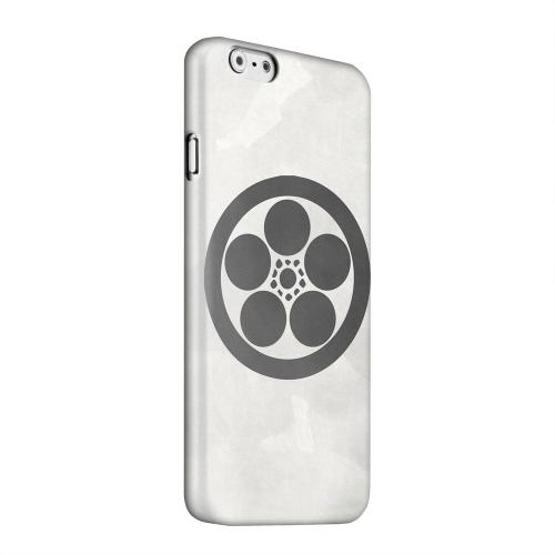 Geeks Designer Line (GDL) Apple iPhone 6 Matte Hard Back Cover - Umebachi Kamon on Paper v.1